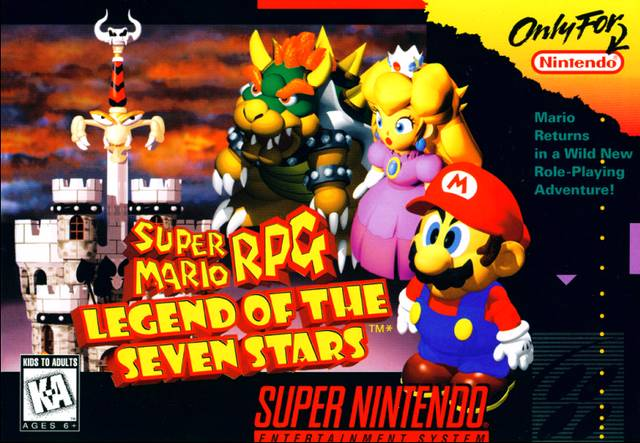 super mario rpg box art