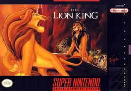 The Lion King boxart