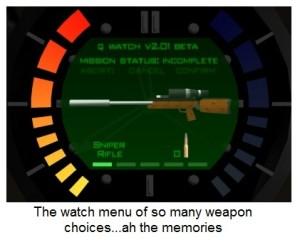 watch menu