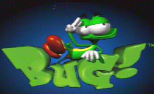 Bug! – Sega Saturn