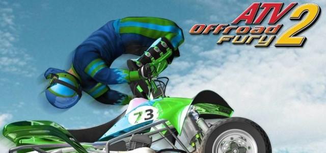ATV Offroad Fury 2 – PS2
