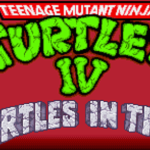 Teenage Mutant Ninja Turtles IV: Turtles in Time – SNES