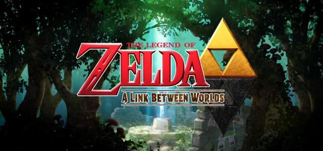 The Legend of Zelda: A Link Between Worlds – 3DS
