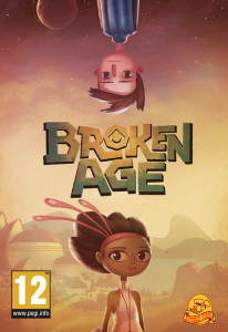 Broken Age - Box Art