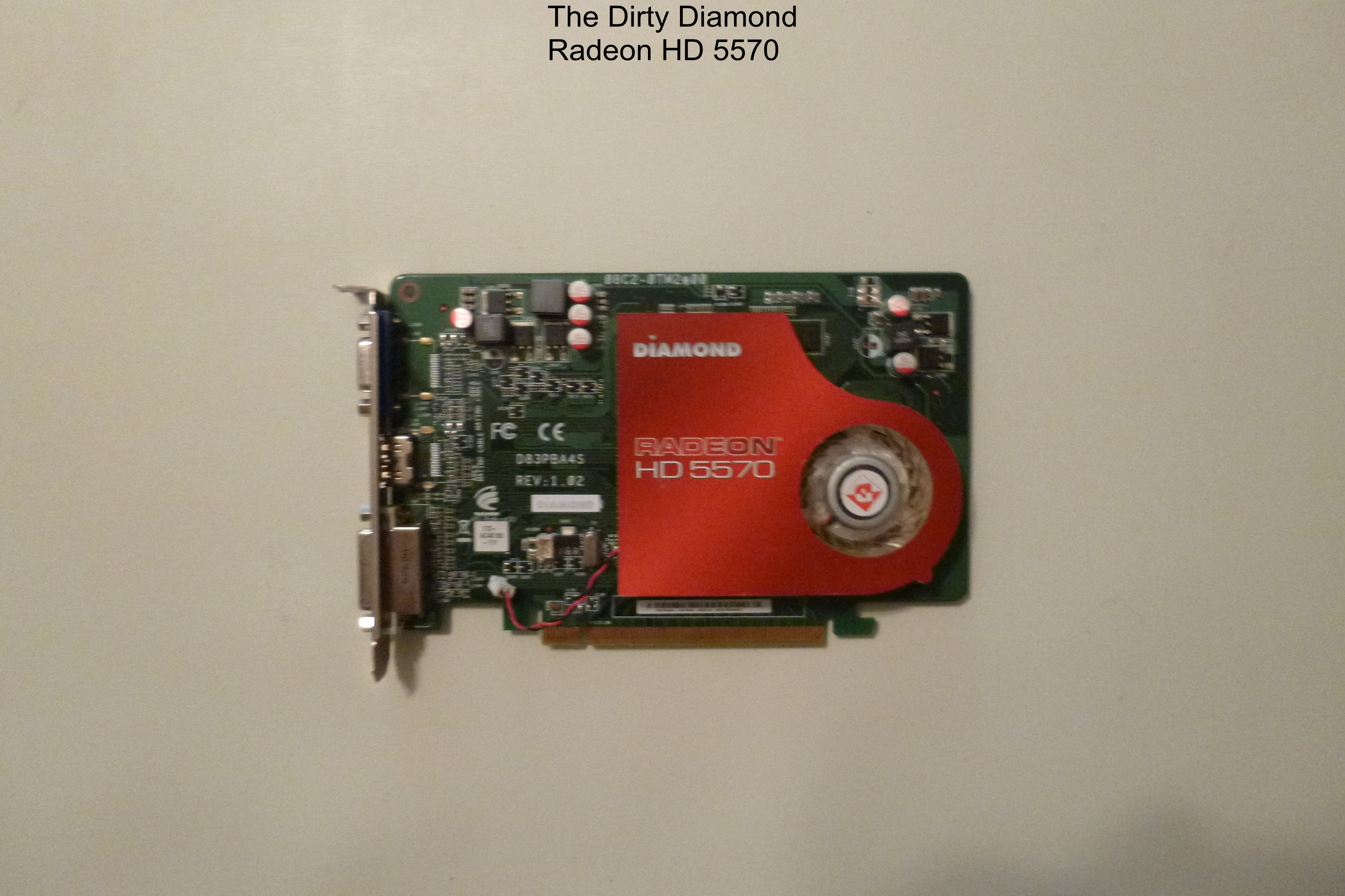 Repairing/Renewing/Upgrading Your Video Card (Example: Radeon HD 5570)