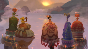 Broken Age Maiden Feast