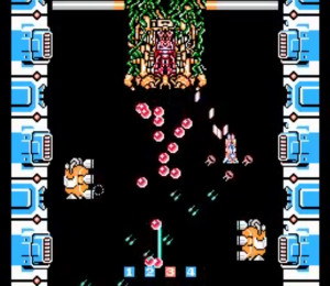 While you could beat this boss with basic lasers, it would be difficult to do so.