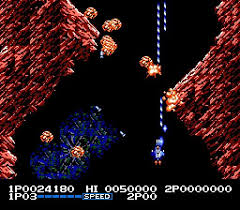 Life Force - NES