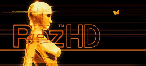 Rez HD – Xbox 360 (Arcade)