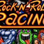 Rock N' Roll Racing – SNES