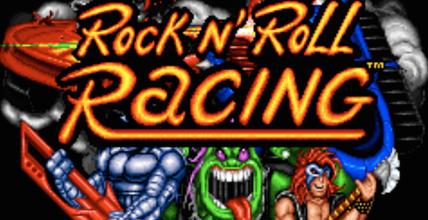 Rock N' Roll Racing – SNES