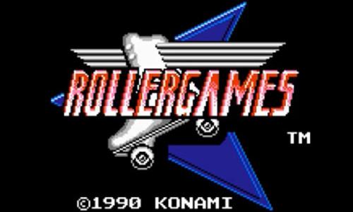 Rollergames – NES