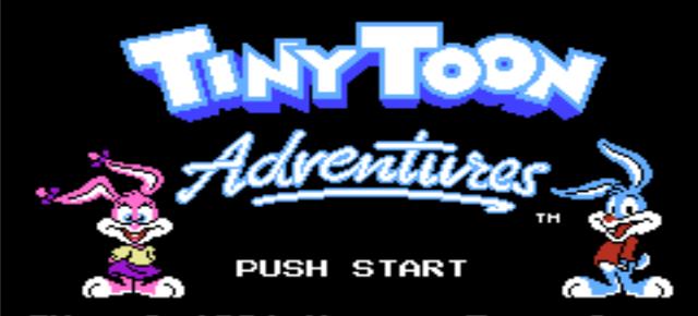 Tiny Toon Adventures – NES