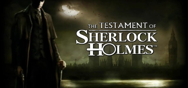The Testament of Sherlock Holmes – PS3