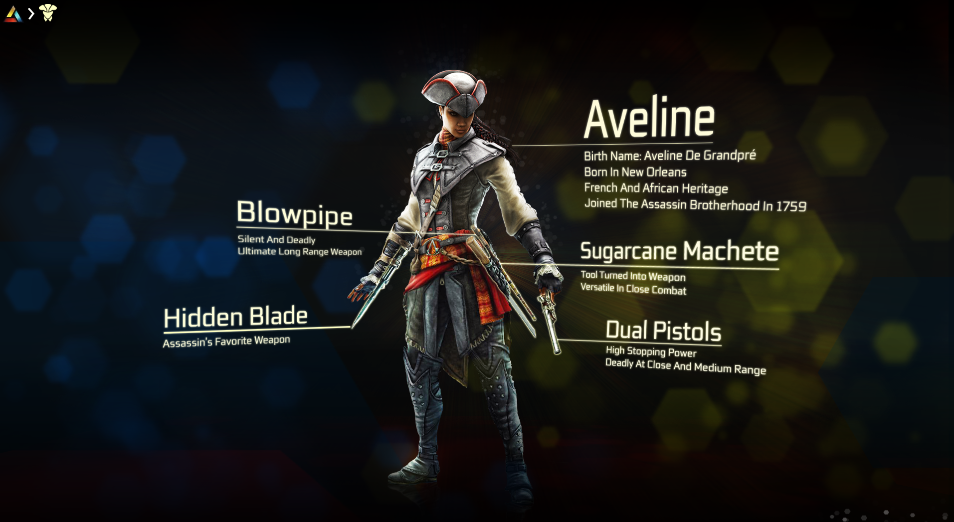 Aveline assassin creed porno sexy picture