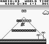 Super Mario Land marioscreen
