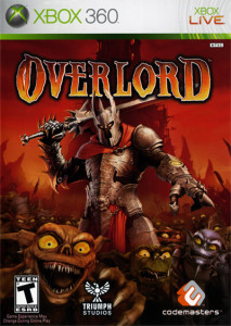 Overlord Box Art