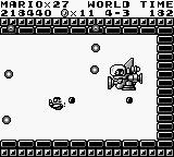 Super Mario Land finalboss