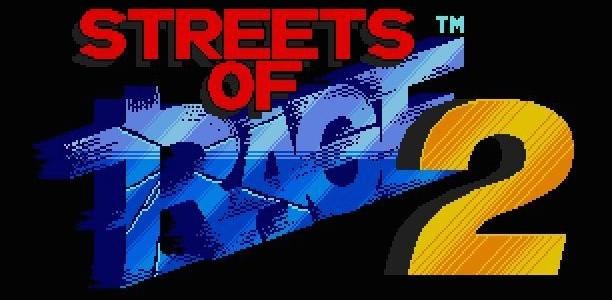 Streets of Rage 2 – Genesis