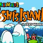 Super Mario World 2: Yoshi's Island – SNES