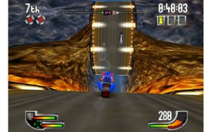 wall racing