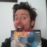 The Watchman still has his original copy of Star Fox after all these years
