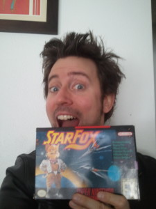 star fox complete in box