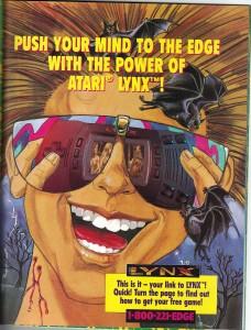 Atari Lynx Ad