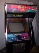 Dragon's Lair - Arcade Cabinet
