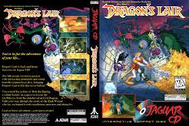 Dragon's Lair - Jaguar CD