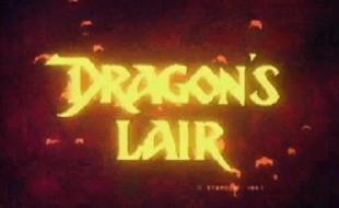 Dragon's Lair – Jaguar CD