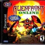 Dreamcast Alien Front