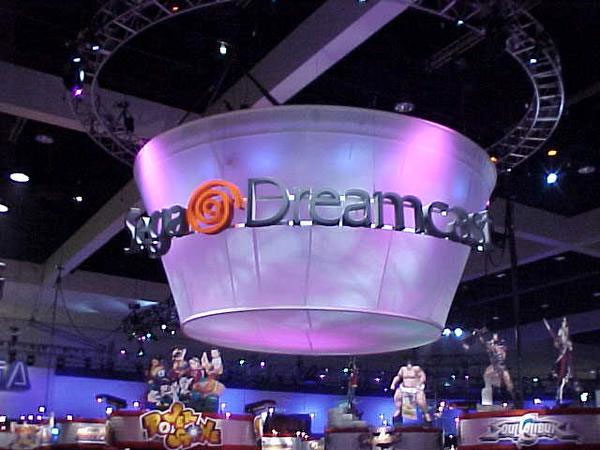No more awesome Dreamcast expos at E3... :-(