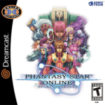 Dreamcast Phantasy_Star_Online