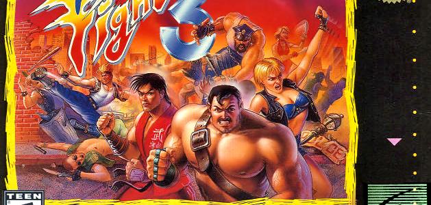 Final Fight 3 – Super Nintendo