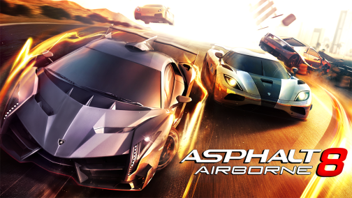 Asphalt 8 Airborne – Windows Phone 8