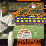 Ken Griffey Jr. Presents: Major League Baseball – SNES