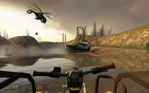 HL2 Gunship