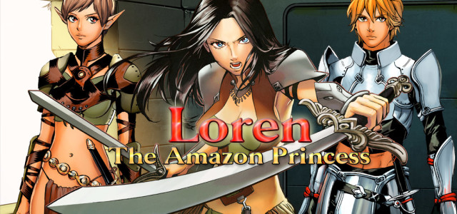 Loren the Amazon Princess – PC
