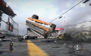 Next Car Game Derby Crash 1