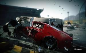 Next Car Game Splash