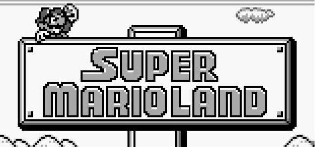 Super Mario Land – Game Boy