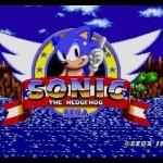 Sonic the Hedgehog – Sega Genesis