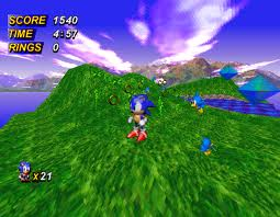 "Sonic Xtreme: Sega Saturn's ""what could have been."""