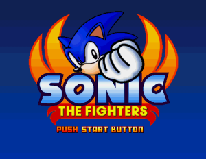 Sonic the Fighters Feature