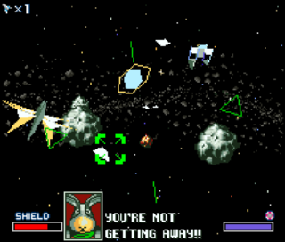 So many asteroids! Better have a nova bomb handy.