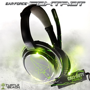 Turtle Beach – Ear Force Foxtrot Headset (Xbox 360 and PS3)