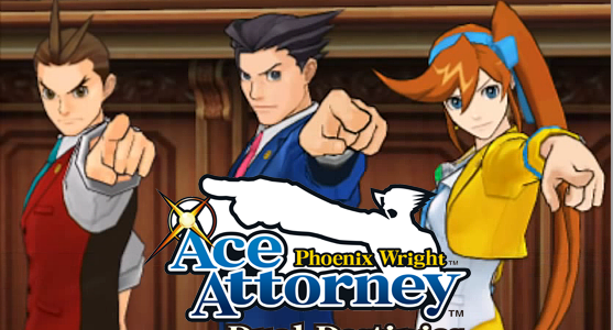 Phoenix Wright Ace Attorney: Dual Destinies – 3DS