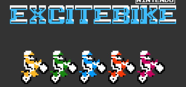 Excitebike – NES