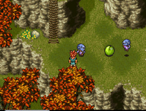 Chrono was one of the prettiest games on the SNES